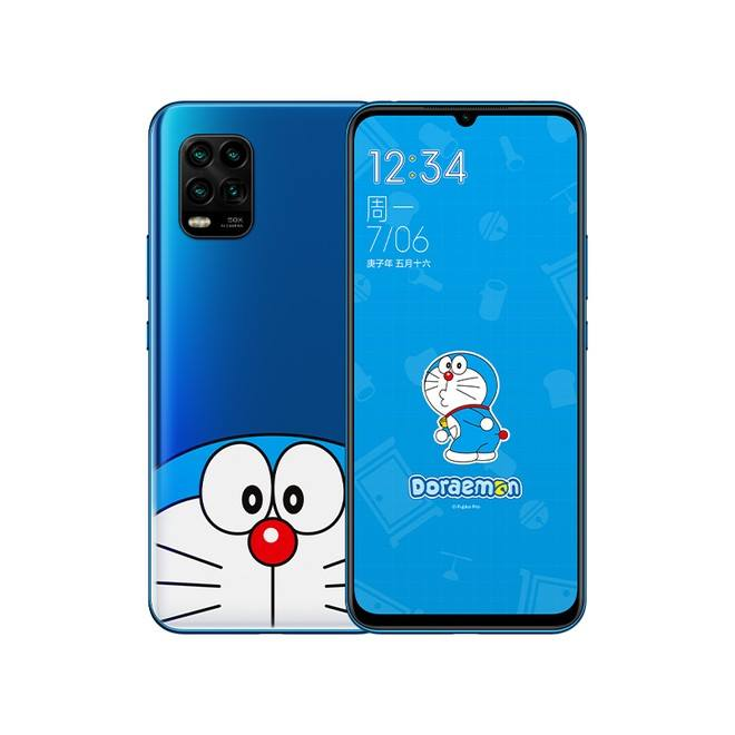 Xiaomi Mi 10 Youth Doraemon